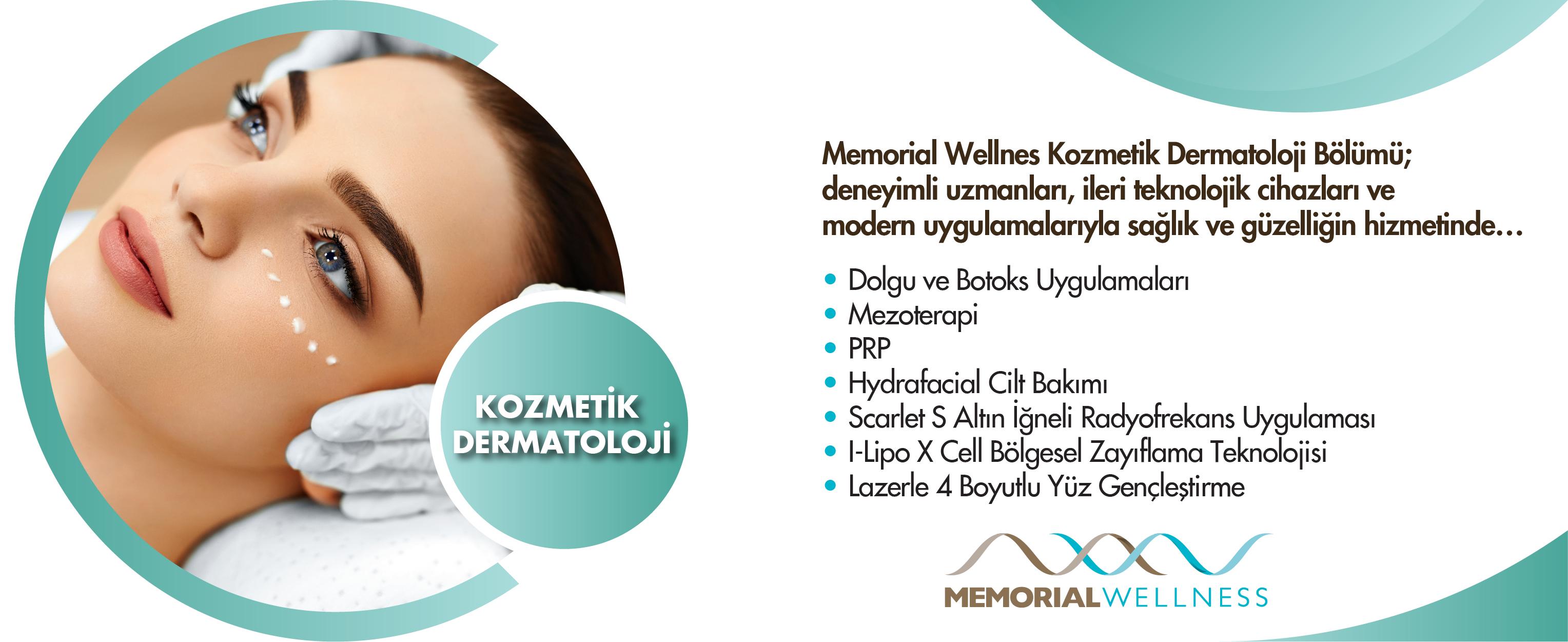 Kozmetik dermatoloji